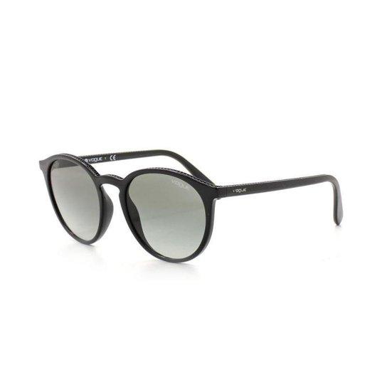 3ed15631b5e5e Óculos De Sol Vogue 5215-S T 51 C W44 11 Feminino - Preto - Compre ...