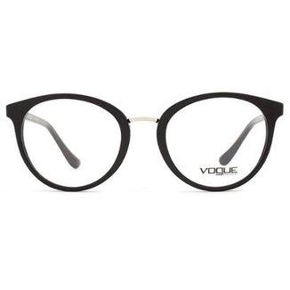 dfdba4d55 Óculos de Grau Vogue Outline VO Feminino