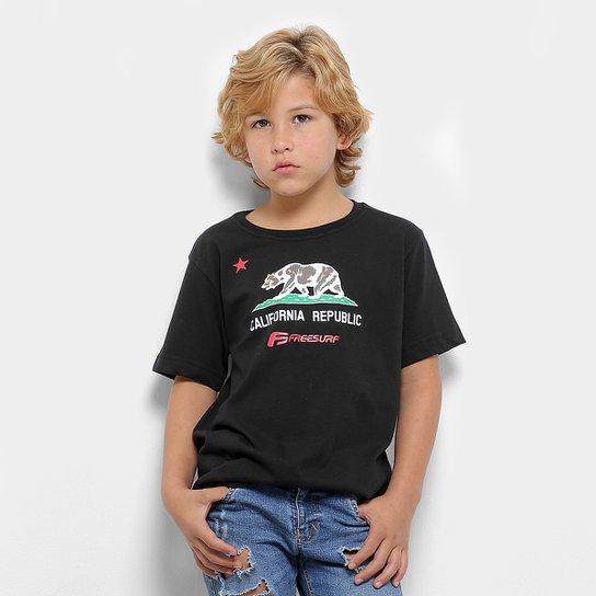 39c41f3f40551 Camiseta Infantil Freesurf Básica - Compre Agora   Zattini