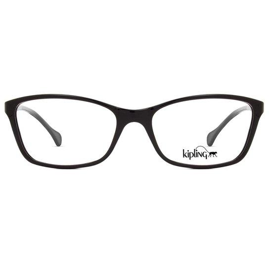 698288d90d38c Armação de Óculos de Grau Kipling KP3056 B727-52 - Compre Agora ...