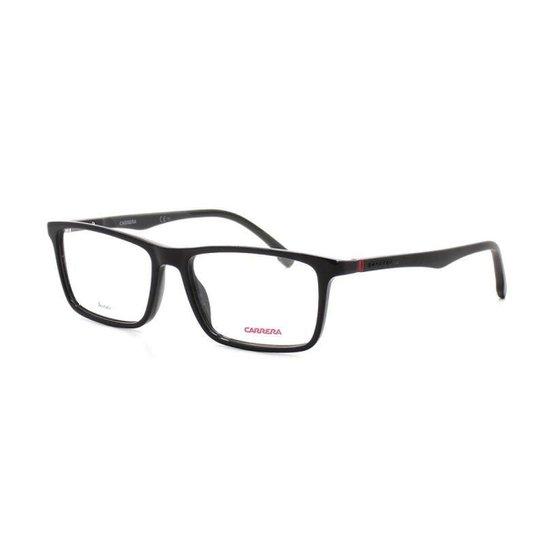 Armação De Óculos De Grau Carrera 8828 V T 54 C 807 Masculino - Preto c165aaecea