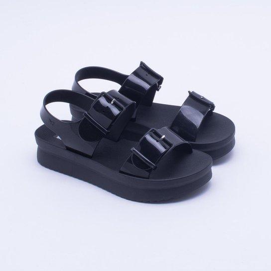 2d6387e9d8 Sandália Zaxy Walk Sand Flatform - Compre Agora