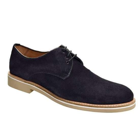 eae985694f Sapato Casual Camurçado Constantino Masculino - Compre Agora
