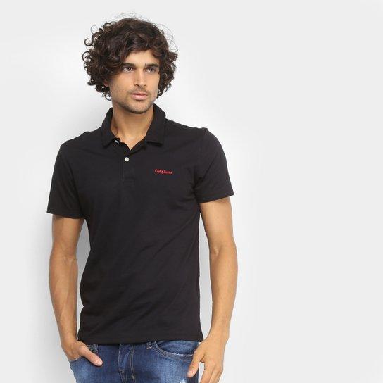 ab254d9d2e Camisa Polo Coca Cola Malha Coke Jeans Masculina - Compre Agora ...