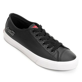 ca0aff12c3 Tênis Coca-Cola Basket Floater Low Feminino