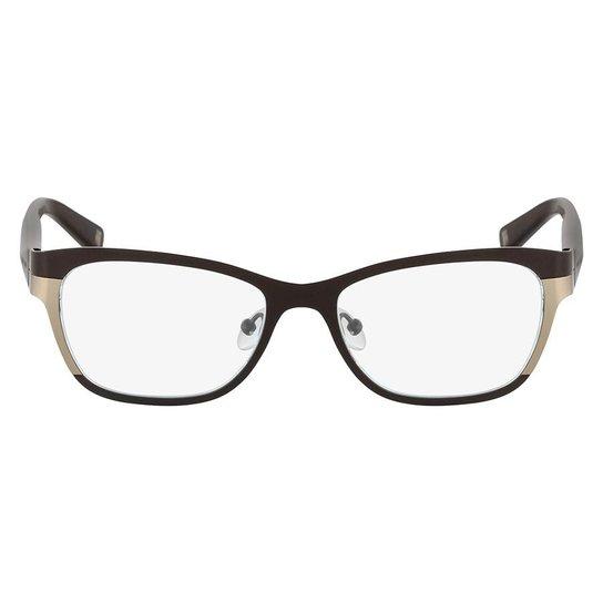 b7ba0859b23ec Armação Óculos de Grau Nine West NW1064 210 48 - Compre Agora   Zattini