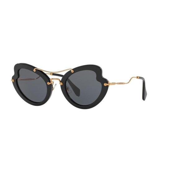 Óculos de Sol Miu Miu MU 11RS - Compre Agora   Zattini 319afc81e8