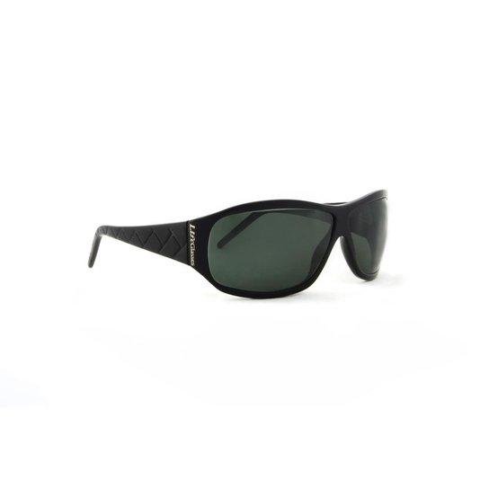362e1000f Óculos de Sol Life Glasses Unissex Armação Acetato - Preto | Zattini