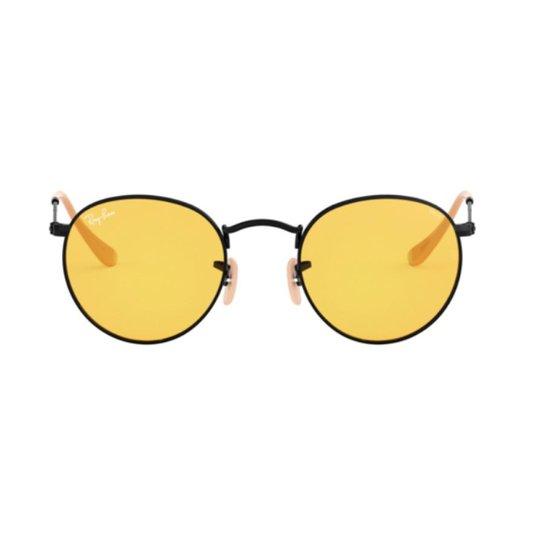 1dbf688d7dde9 Óculos de Sol Ray Ban Round Metal RB - Compre Agora   Zattini