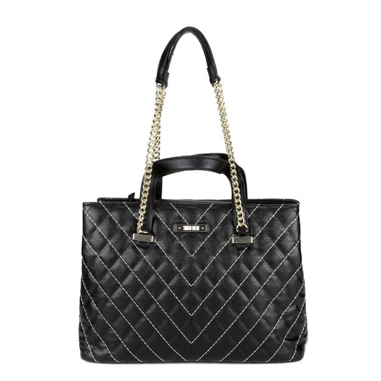 439ed36d3 Bolsa Santa Lolla Shopper Caviar Matelassê Feminina - Compre Agora ...