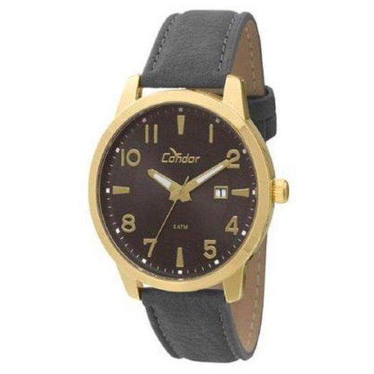 5aa3ac137bc Relógio Dumont Analogico Feminino Du2035lmv 4K - Preto - Compre ...