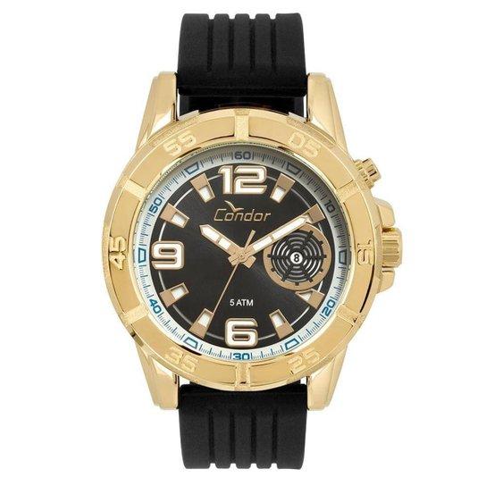 52badf4428a Relógio Condor Masculino Civic - CO2317AC 2P CO2317AC 2P - Preto ...