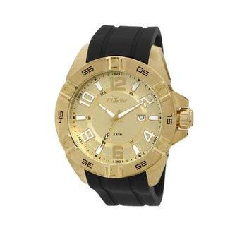 9ef5c02f8 Relógio Condor Masculino Civic CO2315BA/8D - Preto CO2315BA/8D