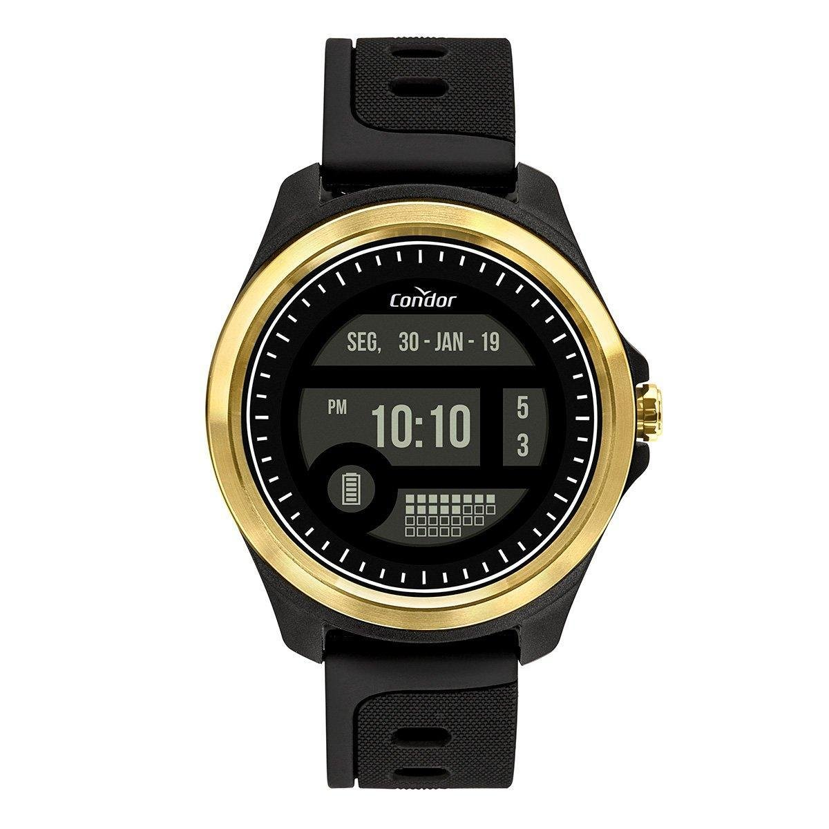 Relógio Condor Digital Touchscreen COKW05CAA/8D Masculino