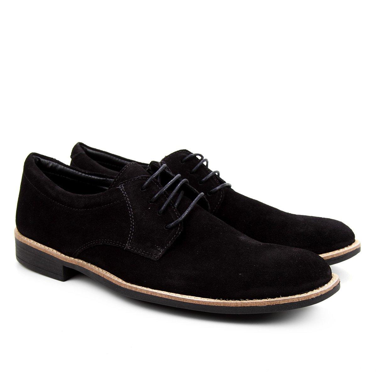 Sapato Casual Couro Walkabout Masculino
