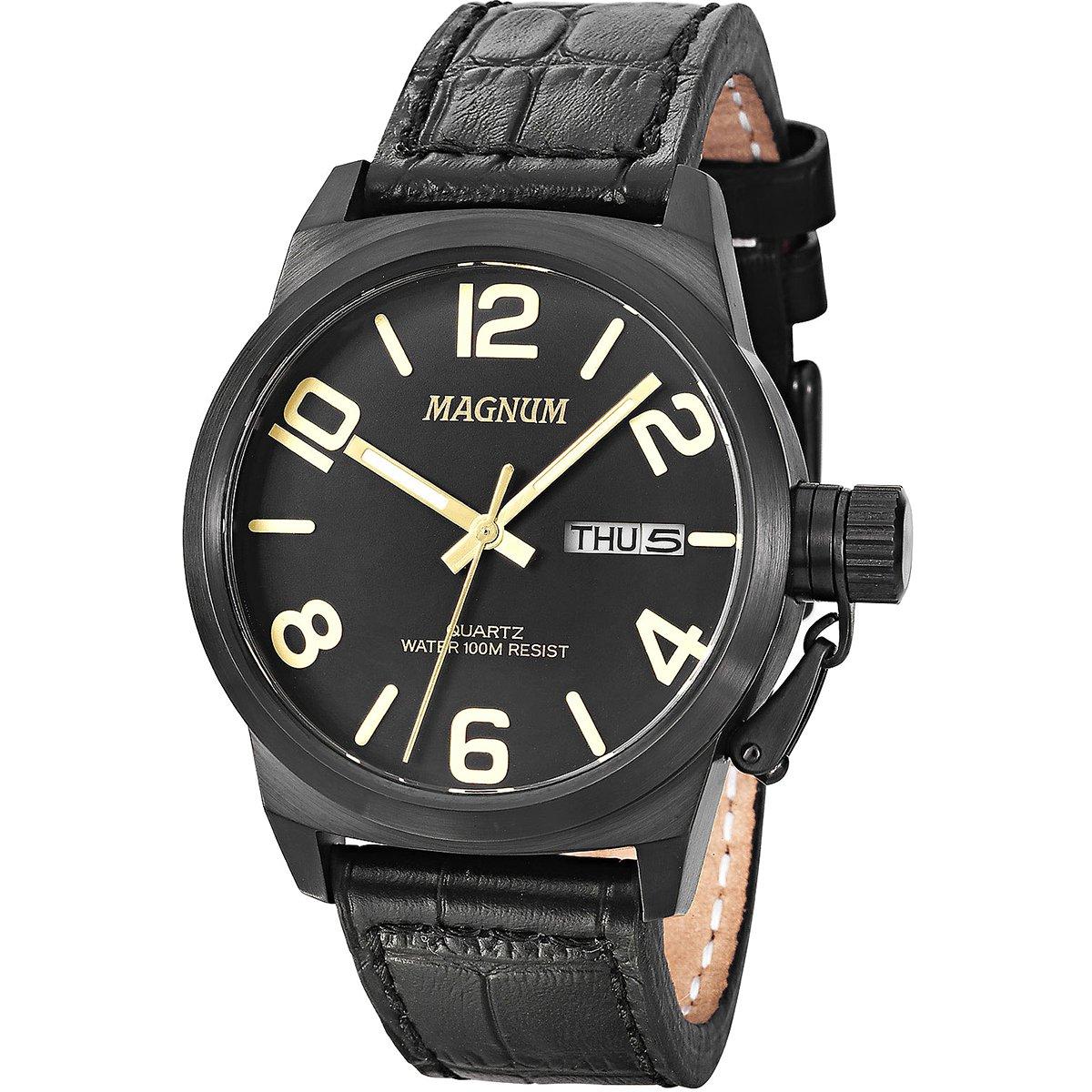 020fcf35b11 Relógio Magnum Casual