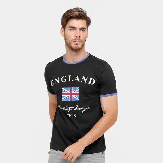 073c2ec14f7c0 Camiseta Tigs Inglaterra Masculina - Compre Agora