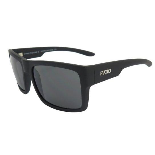 768b1701de4df Óculos Evoke The Code II Black Matte Gray - Preto - Compre Agora ...