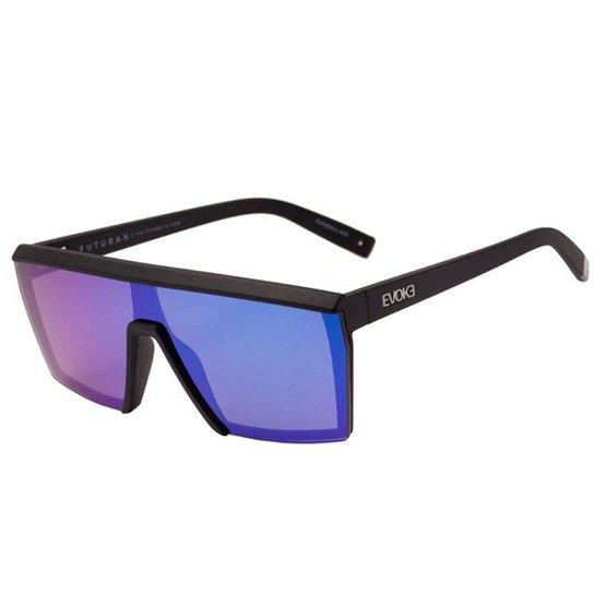 Óculos de Sol Evoke Futurah A11S Black Matte Gun - Preto - Compre ... cc31d42f4d