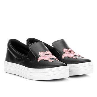 3dfa105109 Tênis Infantil Menina Fashion Flamingo Feminino