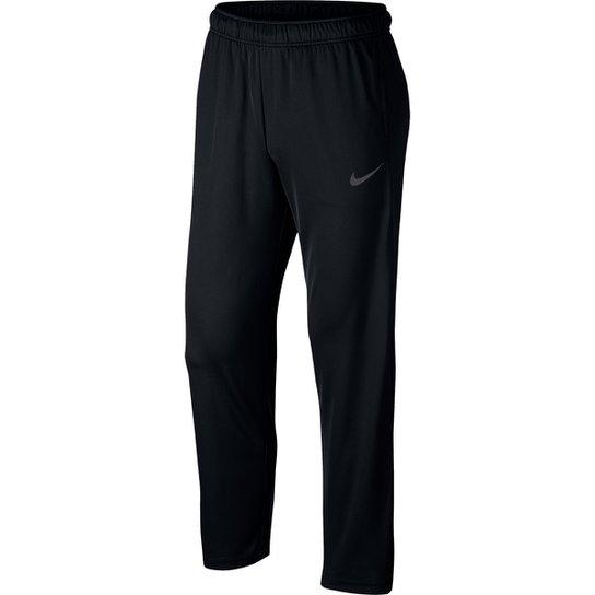 Calça Nike Epic Knit Masculina - Preto - Compre Agora  8e1c22f184b21