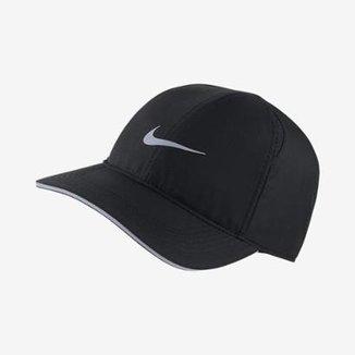 Boné Nike Aba Curva Featherlight Run 499fb5cef3c