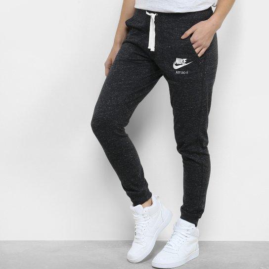 1a564ab6d66f4 Calça Jogger Nike Gym Feminina - Compre Agora
