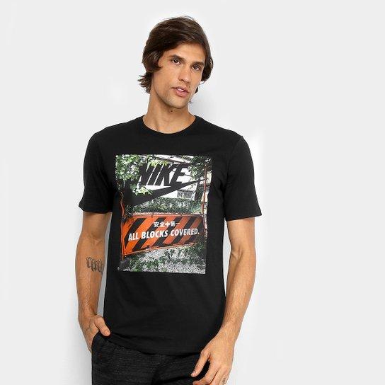 f13ac2c2df Camiseta Nike M Nsw Table Hbr 28 Masculina - Compre Agora