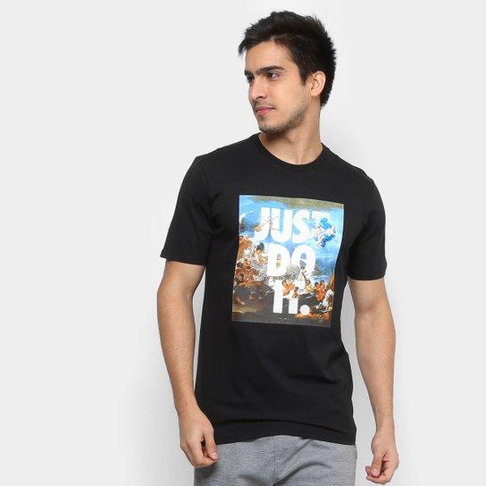 c8c85b9b5d39d Camiseta Nike M Nsw Table Hbr 28 Masculina - Compre Agora