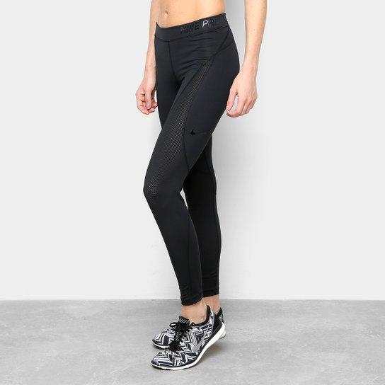 85e8ac34ce18f5 Calça Legging Nike Pro Hypercool Feminina - Preto
