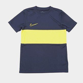 6c67db0ce52 Camisa Infantil Nike Academy GX