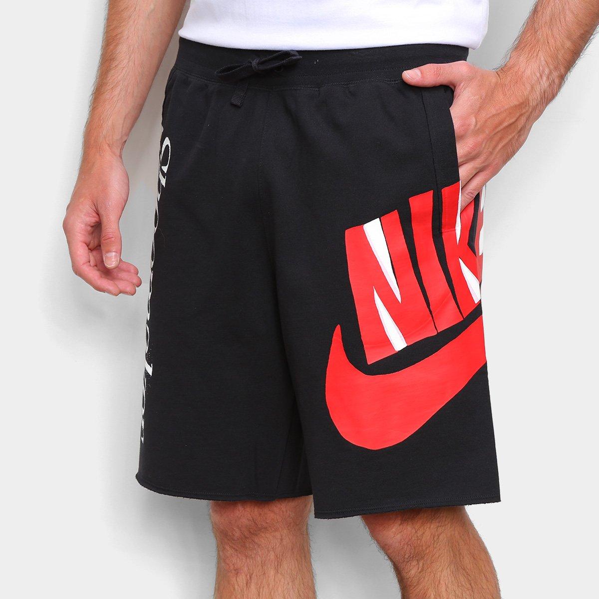 Short Nike Sportswerar He Alumni Rev SNL Masculino
