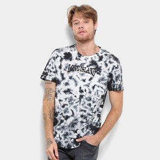 c72e862d85 Camiseta Long Island Tie Dye Masculina