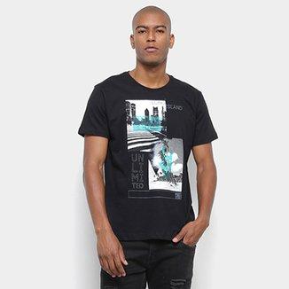 62b0163d64 Camiseta Long Island Unlimited Masculina