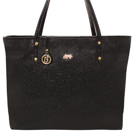1e89804284c86 Bolsa Shopperbag Shine Larissa Manoela Birô - Compre Agora   Zattini