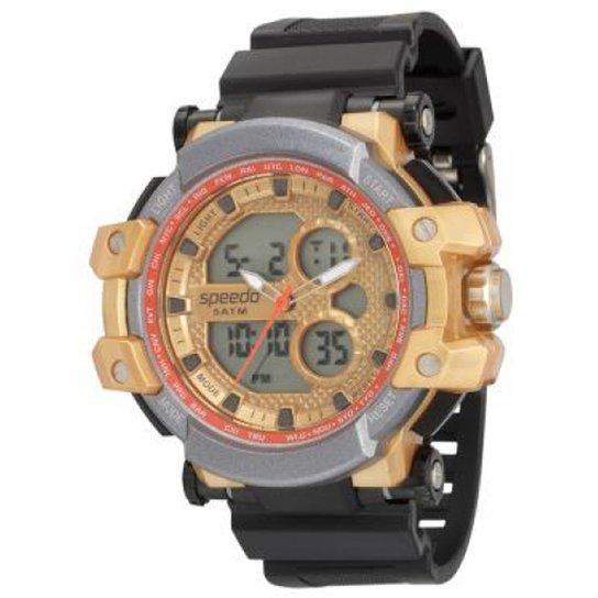 Relógio Speedo Esportivo Masculino Anadigi - Compre Agora   Zattini 63fbce0a7e