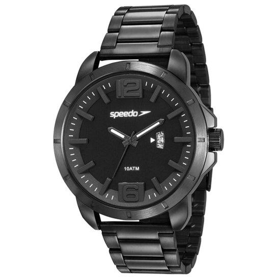 4220d3dde27 Relógio Masculino Speedo 24866GPEVPS1 52mm Aço - Compre Agora