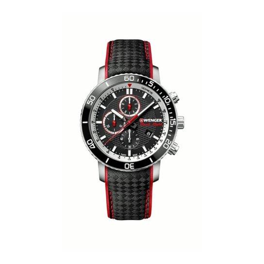 e9e2bbeb4fb Relógio Wenger Roadster Black Night - Preto - Compre Agora