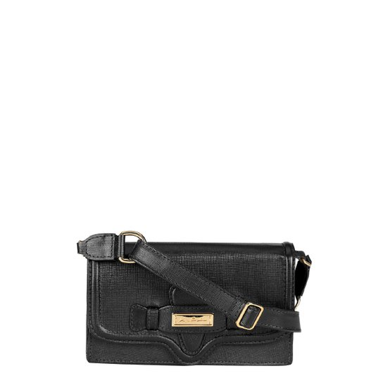 d7033aaa1b Bolsa Luiza Barcelos Mini Bag Ferragem Frontal - Compre Agora