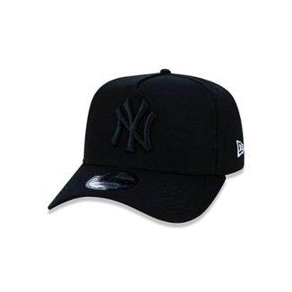 7e22dc1e4 Boné 940 New York Yankees MLB Aba Curva Snapback New Era
