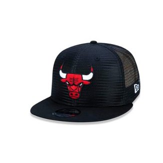 Boné 950 Chicago Bulls NBA Aba Reta New Era 88beda86019