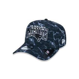 Boné 940 New England Patriots NFL Aba Curva New Era ffe574fd32b17