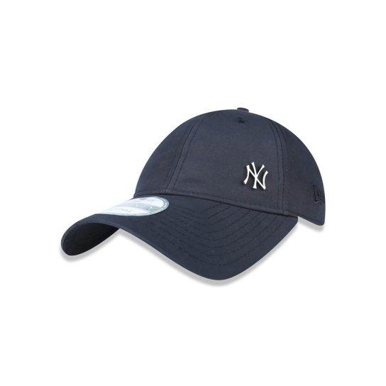 Boné 940 New York Yankees MLB Aba Curva New Era - Compre Agora  e60b005e5f276