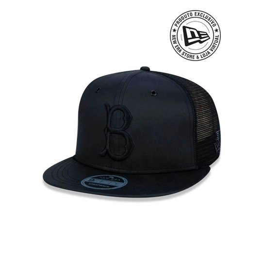 bc4567f97 Boné 950 Brooklyn Dodgers MLB Aba Reta New Era - Compre Agora