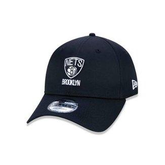 Boné 940 Brooklyn Nets NBA Aba Curva Snapback New Era 43e8633fd12ab