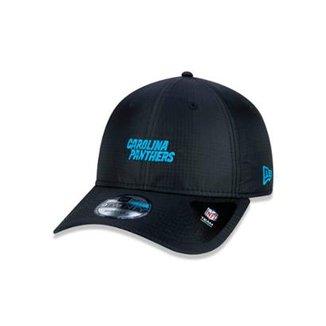 Boné 920 Carolina Panthers NFL Aba Curva Strapback New Era 664c3322c8b