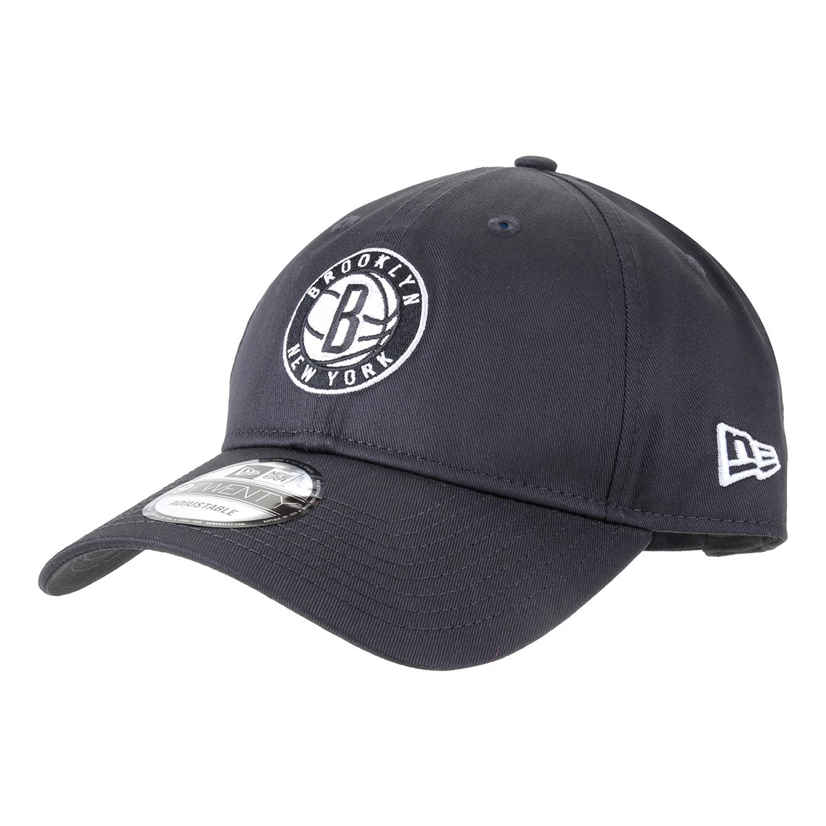 Boné New Era NBA Brooklyn Nets Aba Curva Strapback 920