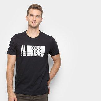 5591d291e3 Camiseta All Free Logo Masculina