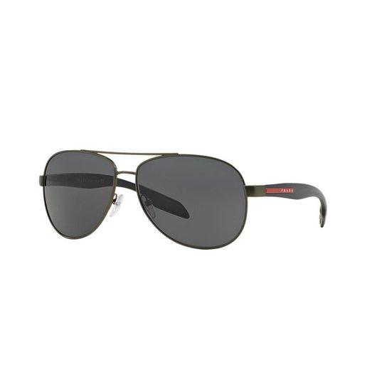67450e6d611d8 Óculos de Sol Prada Linea Rossa PS 53PS Benbow - Compre Agora