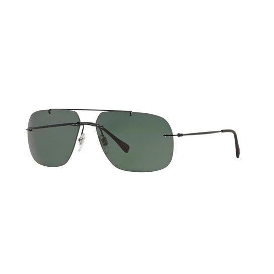 Óculos de Sol Prada Linea Rossa PS 55PS Red Feather - Compre Agora ... 3d002df46f